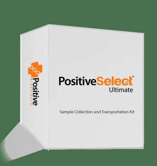 Ultimate Cancer Test | PositiveSelect Ultimate | Positive