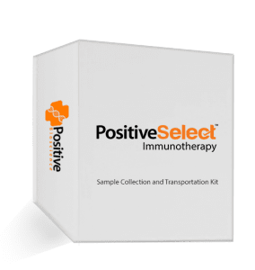 PositiveSelect immunotherapy for cancer