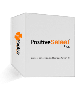 NGS test for genetic testing for cancer. Tumor marker test for cancer treatment in India. PositiveSelect Plus