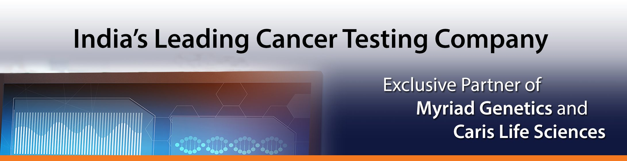 Best Cancer Genomics and Testing Company in India