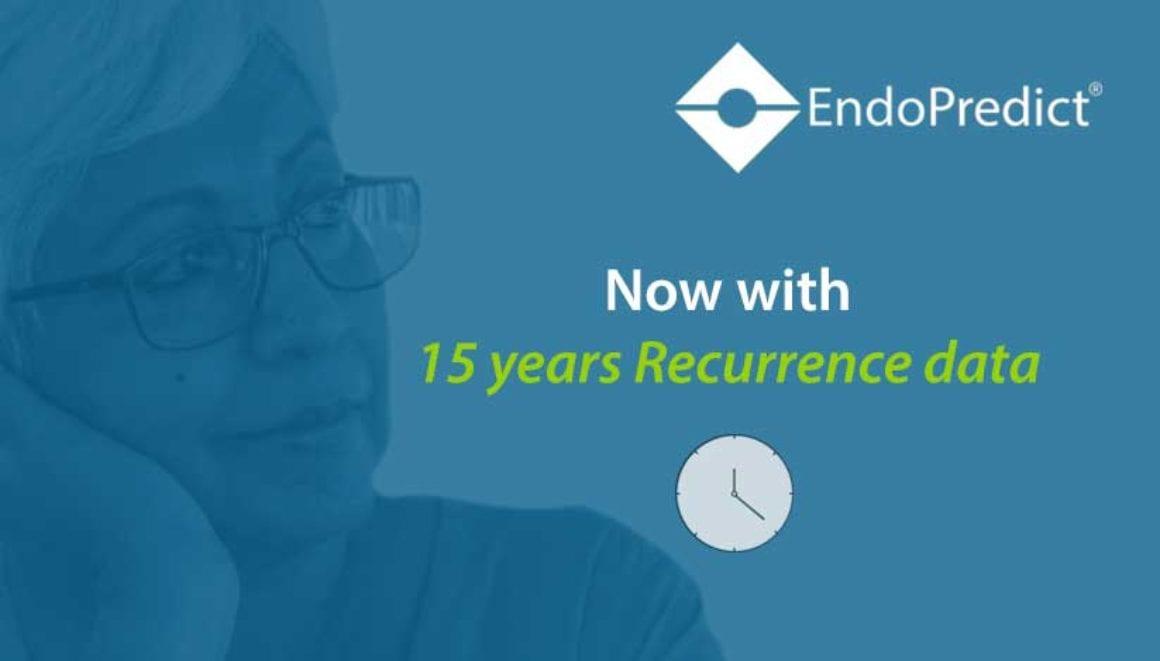 Endopredict - 15 year Treatment Planning tool