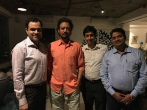 irrfan khan meets positive bioscience