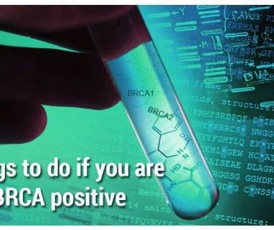 BRCA positive