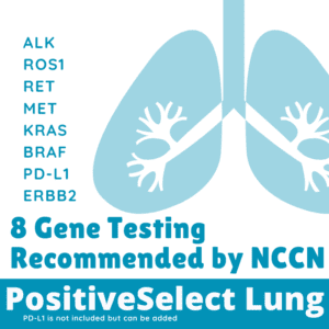 Teal and Cream Fact Lungs World Cancer Day Social Media Graphic